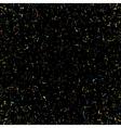 Black Grainy Texture vector image vector image