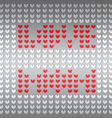 Typographical background vector image