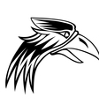 eagle isolated vector image