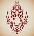 tribal design vector image vector image