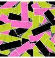 Torn scrach paper seamless pattern texture vector image