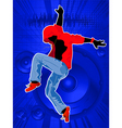 dance like noone is watching vector image
