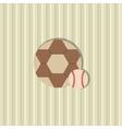 sports balls design vector image