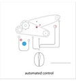 Automated control vector image vector image