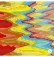 Abstract colorful background Mosaic vector image