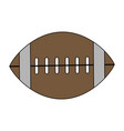 ball sport flat vector image