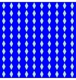 Rhombus geometric seamless pattern 4003 vector image