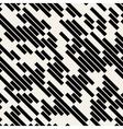 Black White Diagonal Lines Geometric vector image