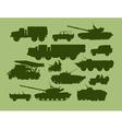 defense technology vector image