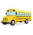 school bus 02 vector image vector image