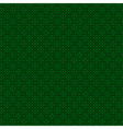Casino poker background green colors Seamless vector image