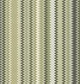 Seamless vintage pattern of thin zigzag chevron on vector image