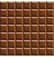 milk tile chocolate seamless background vector image