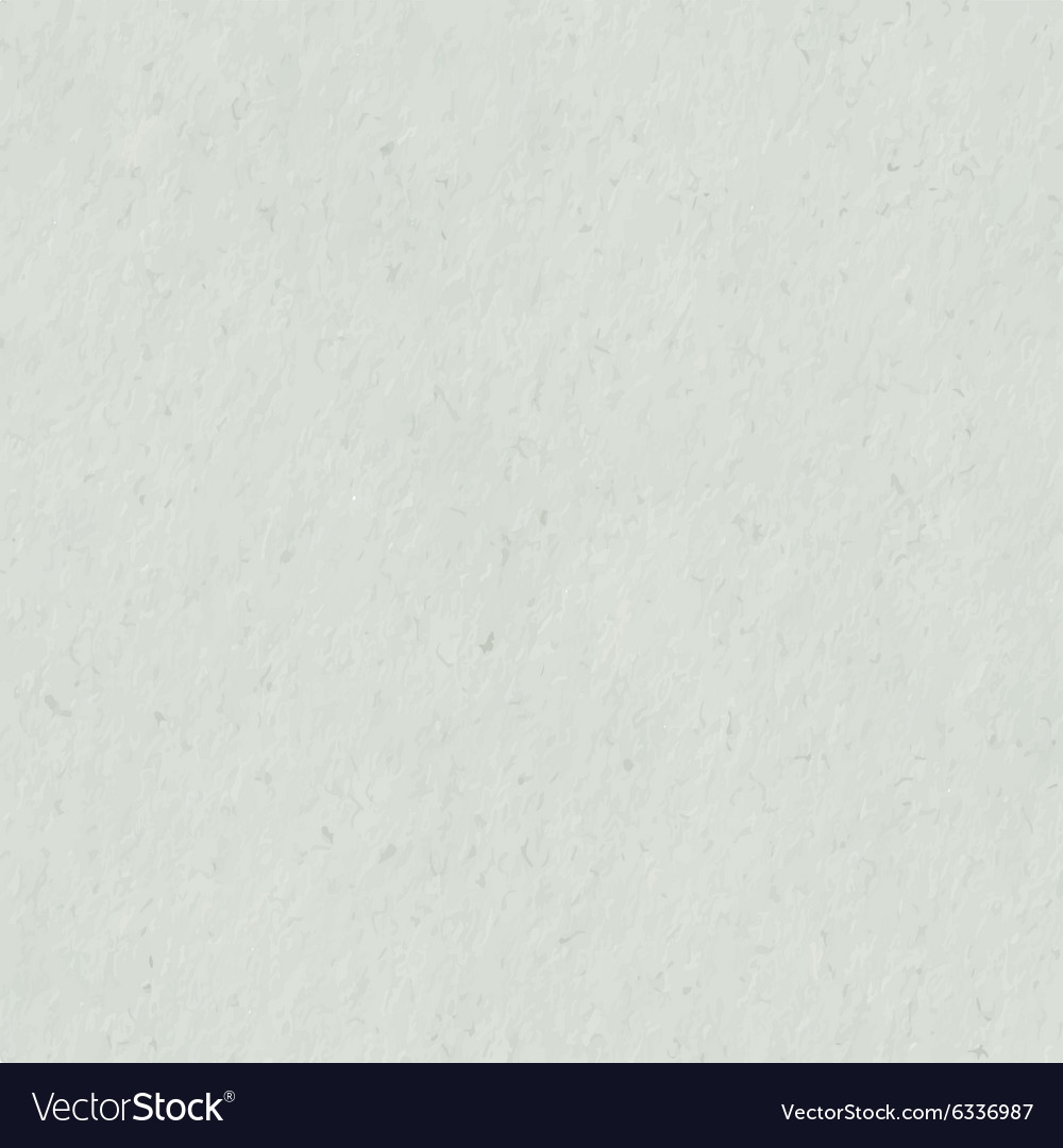 Gray paper texture realistic background vector