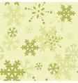 Decorative winter Christmas seamless texture vector image