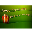 Gifts Background vector image vector image