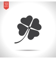 clover icon Eps10 vector image