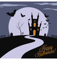 holiday halloween vector image vector image