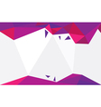Background Triangle Purple vector image