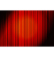 Abstract Red Vertical Striped Background vector image