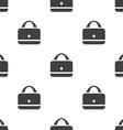 Purse seamless pattern vector image