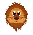 avatar of a lion vector image