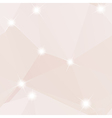 Simple abstract sparkle background vector image