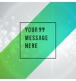 abstract background and place for Quote vector image