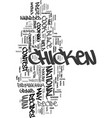 your chicken recipe could win text word cloud