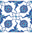 Arabic ornament seamless pattern for your design vector image vector image