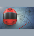 driver traveler background vector image