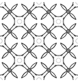 Graphic drones pattern vector image