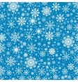Seamless Winter Background vector image