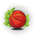 Sports ball design vector image vector image