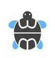 Pet Turtle vector image