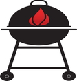 grill 03 resize vector image