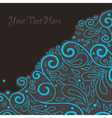 abstract background with text field vector image
