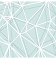 Abstract light blue background with big lines vector image vector image