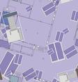 Architectura Seamless Pattern vector image