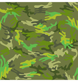 Camouflage seamless spots pattern background vector image vector image