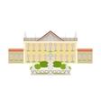 Parliament Lisbon Building Portuguese Famous vector image vector image