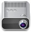 Icon for projector vector image