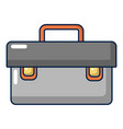 plumber case icon cartoon style vector image