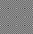 Seamless with rhombs vector image