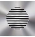 Music Metal Audio Speaker vector image