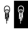 scream vector image