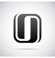 logo for letter O Design template vector image