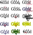 GOOD TIME 1 resize vector image
