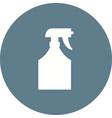 water sprayer vector image