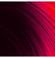 Red smooth twist background vector image